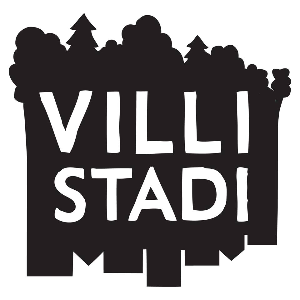 Villi stadi square logo black low res
